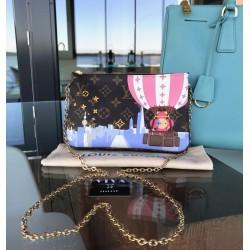 Louis Vuitton Double Zip...