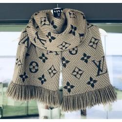 Louis Vuitton Logomania scarf