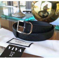 Gucci Microguccissima Belt
