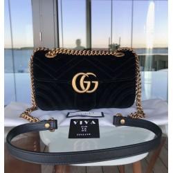 Gucci Mini Marmont velvet