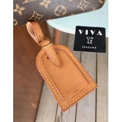 Louis Vuitton Name Tag