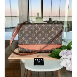 Louis Vuitton Bordeaux Flap Bag