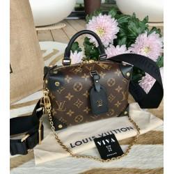 Louis Vuitton Petite Malle Souple