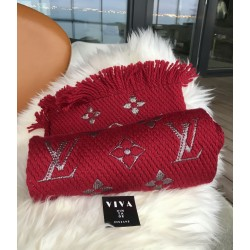 Louis Vuitton Logomania shine scarf