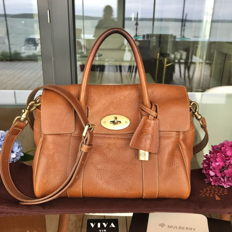 Mulberry Small Bayswater