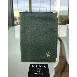 Rolex Passport Wallet