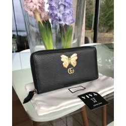 Gucci Butterfly wallet