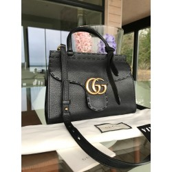 Gucci Marmont Top-Handle Bag