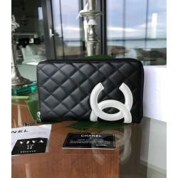 Chanel Cambon organizer wallet
