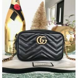Gucci Marmont matelassé...